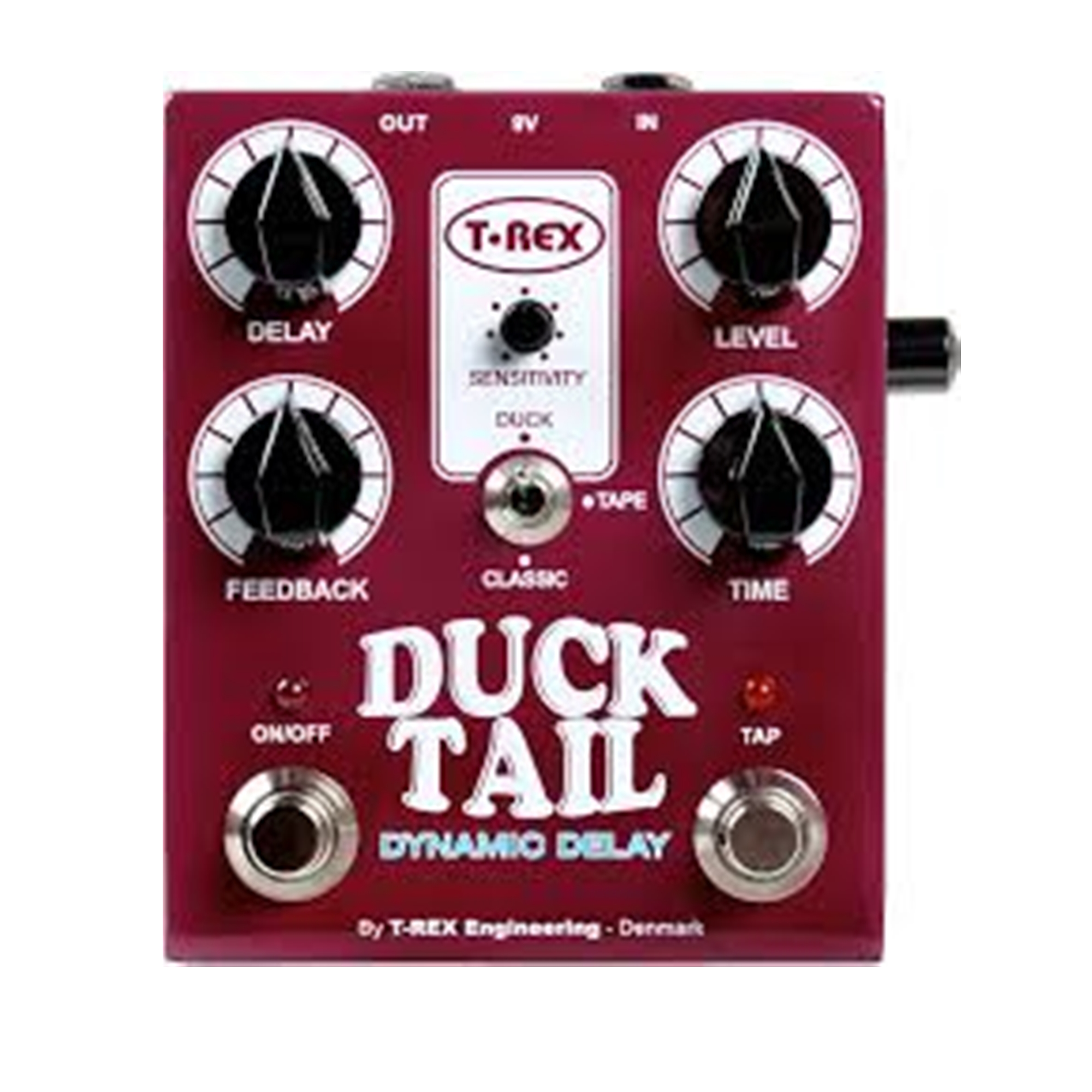 T-REX Duck Tail /Analog Delay