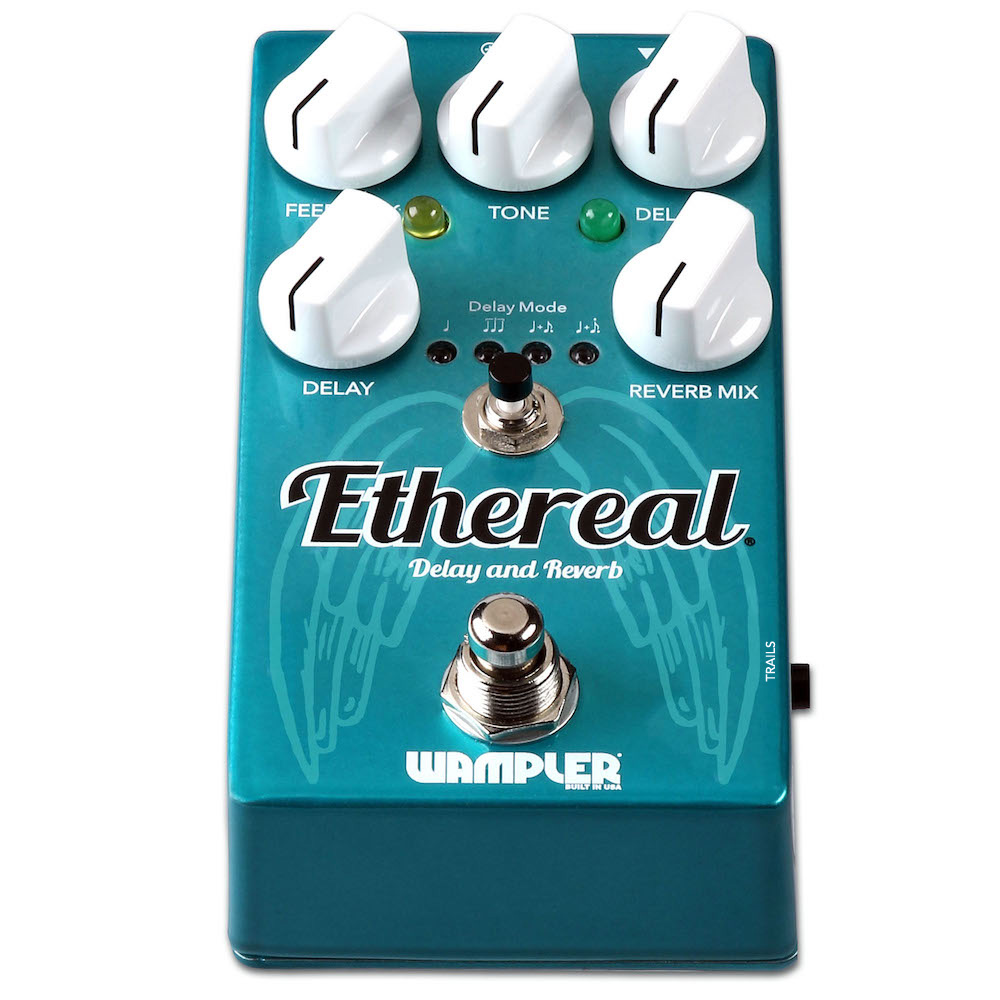 "Wampler ""Ethereal"" / Delay & Reverb"